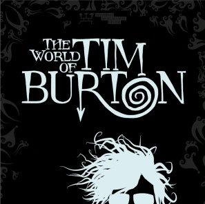 "Cover des Ausstellungskatalogs ""The World of Tim Burton"""
